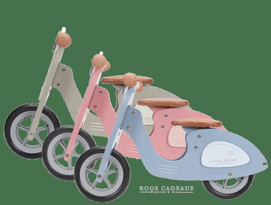 Little Dutch loopfiets - Roos Cadeaus